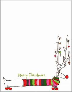 17 christmas letter templates free psd pdf word format With christmas letter pictures
