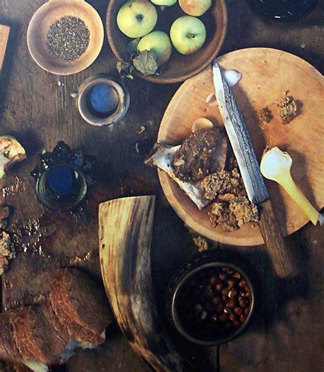 saxons vikings food facts history cookbook cookit