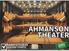 Ahmanson Theater Los Angeles 2018 up to 75% Off