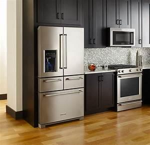 Refrigeradores, -, Estufas