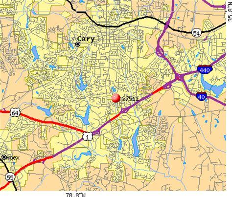 Cary North Carolina Nc Profile Population Maps Real