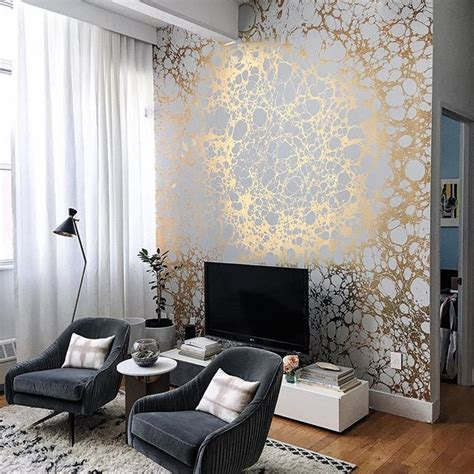 calico wallpaper decorative home   elegant home