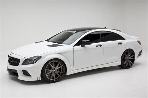 Modifikasi Mercedes Cls Class by Misha Designs Mercedes Cls Kit Studio Photo Shoot