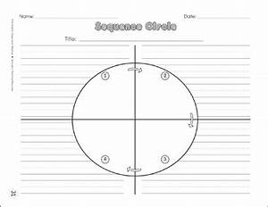 Sequence Circle Graphic Organizer | Printable Graphic ...
