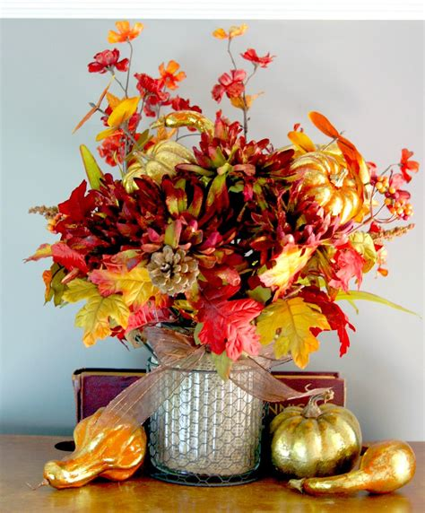 18 Best Diy Thanksgiving Centerpiece Ideas And Decorations