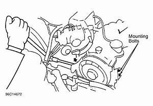 1990 Daihatsu Charade Serpentine Belt Routing And Timing