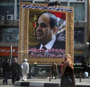 New Dictator Wins Egyptian Presidential Election