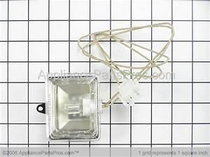 Whirlpool Wp74009970 Halogen Lamp Assy