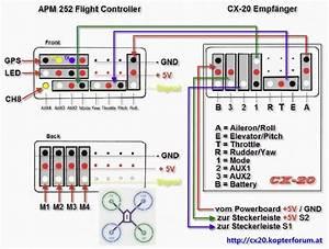Cx-20   Apm 2 52 Anschlussschema Empf U00e4nger Am Fc