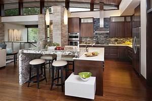 Open kitchen designs for Open kitchen designs