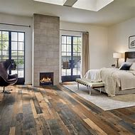 Bedroom Wood Flooring Designs