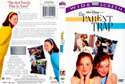 Coversboxsk The Parent Trap 1998 High Quality