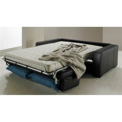 canape cuir vachette canapé lit rapido en cuir de vachette pas cher
