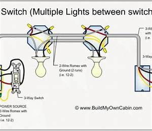 Multiple Lights One Switch