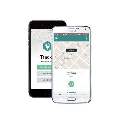 trackr bravo app trackr bravo the thinnest tracking device indiegogo