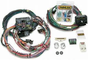 Painless Wiring 10111 Factory Preterminated Replacement
