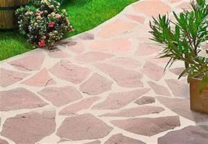 steinplatten terrassenboden materialien im uberblick With garten planen mit pvc boden für balkon geeignet