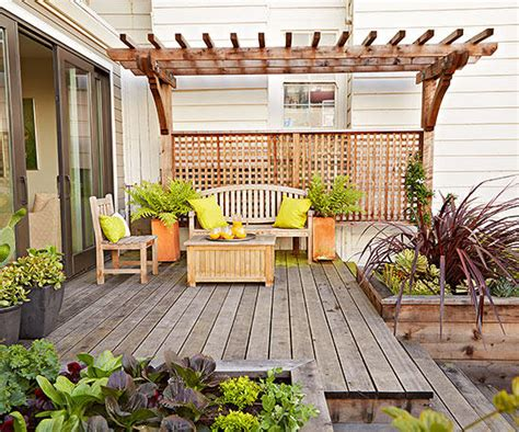 Small Backyard Ideas  Better Homes & Gardens