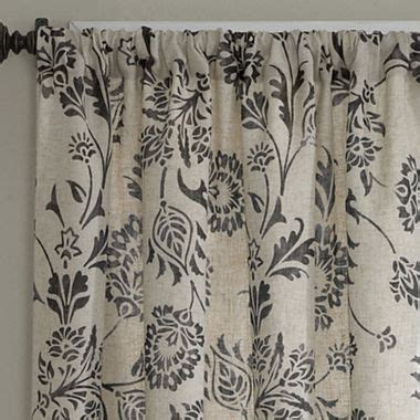 drapery panels vintage curtains and curtains on pinterest