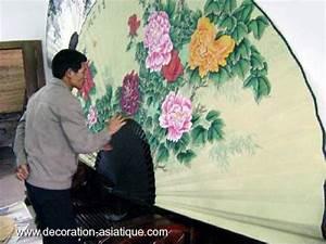 comment decorer un eventail With comment realiser un jardin zen 15 comment decorer vase avec sable