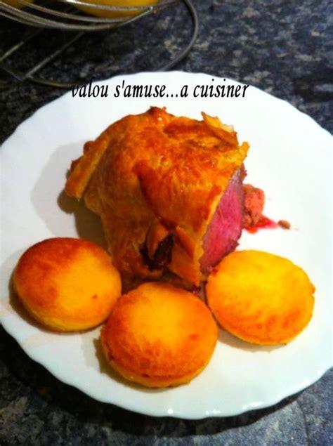 cuisiner du foie de boeuf roti de boeuf en croute et foie gras valou s 39 amuse a