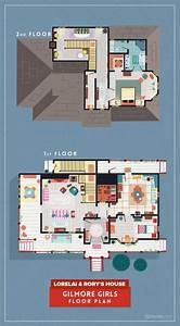 The Floor Plans Of Homes From 8 Tv Shows