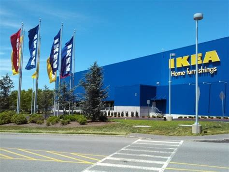 ikea completes expansion  store  stoughton ma