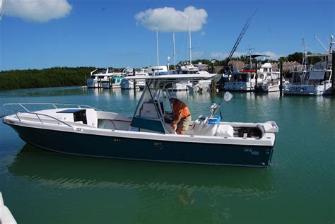 Sea Vee Boats For Sale Used by 1998 Used Sea Vee Cc Cuddy Cabin Boat For Sale 49 900