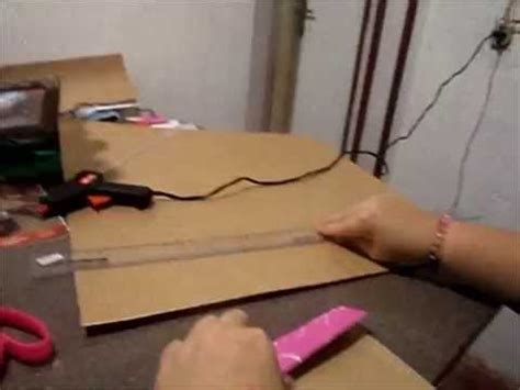 caixinhas de papel ondulado youtube