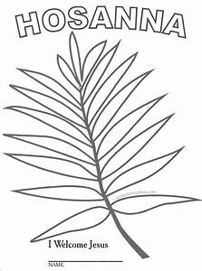 54 best easter palm sunday images on pinterest sunday With palm branch template