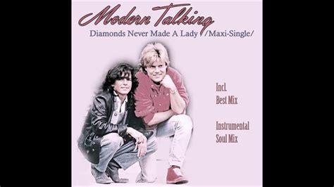 Diamonds Never Made A Lady Maxi-single