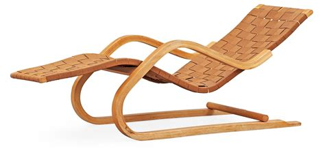 an alvar aalto lounge chair model 39 probably by artek