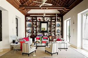 Homes, With, Eclectic, Decor, And, Worldly, Style, Photos