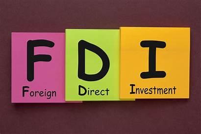 Fdi Investment Foreign India Direct Buitenlandse Directe