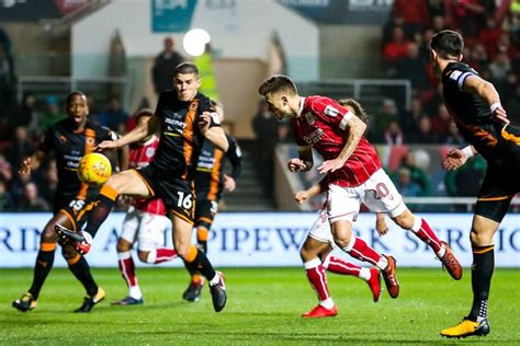 Bristol City: top league and cup scorers in 2017-18, best ...