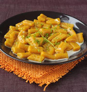 comment cuisiner les patates douces recettes gnocchis de patate douce les meilleures recettes de