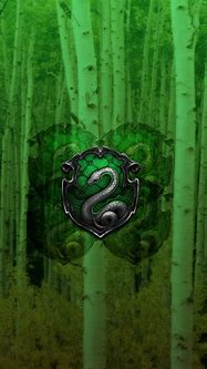 Slytherin iPhone 4/4s Lockscreen Walpaper by briely on ...