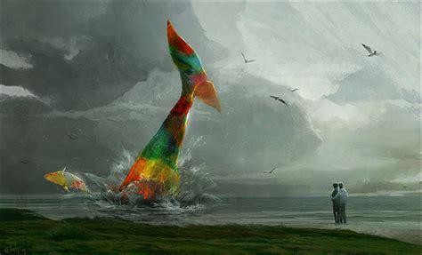 Digital Painting Inspiration