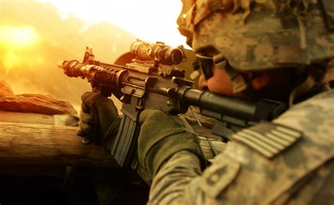american soldier   rifle wallpapers hd desktop