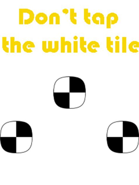dont tap the white tile 2 don t tap the white tile java for mobile don t tap