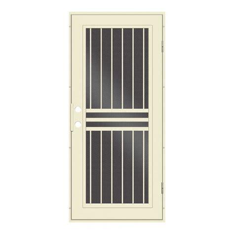 andersen 36 in x 78 in 400 series white aluminum sliding