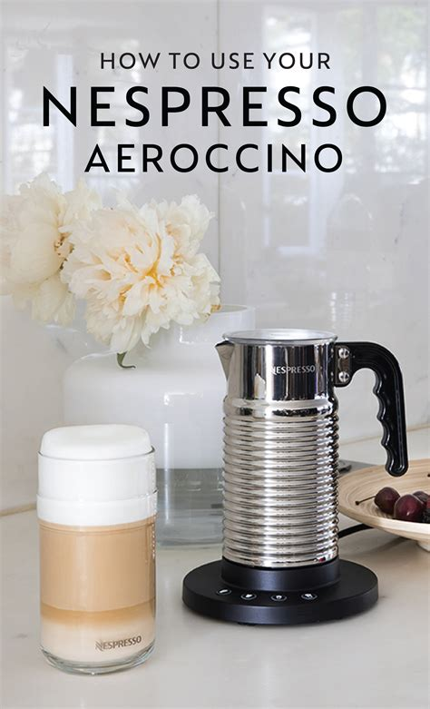 Espresso machines are hugely popular and brands such as nespresso are some of the biggest names on the market. Amplify your morning coffee ritual with this easy how-to guide for using your Nespresso ...