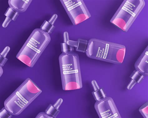 You can customize this to mockup your any other product, comes with movable objects, editable backgrounds, color variations, cap variations etc… you can also see best dropper bottle mockup templates. Glossy dropper bottles mockup | Premium PSD File
