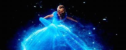 Bleu Cinderella Couleur Animee