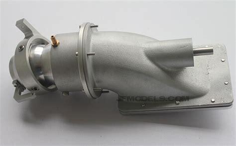 Rc Model Boat Jet Pump / Use For 23cc~30cc Gasoline Ship