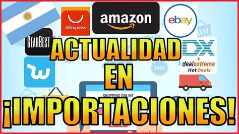 actualidad   amazon aliexpress usd  mas youtube