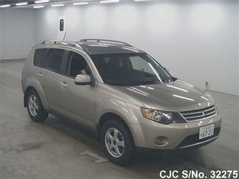 Outlander 2005 For Sale by 2005 Mitsubishi Outlander Golden For Sale Stock No