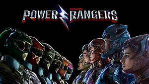 Power Rangers 2017 Wallpaper de filme HD # 2424 ...