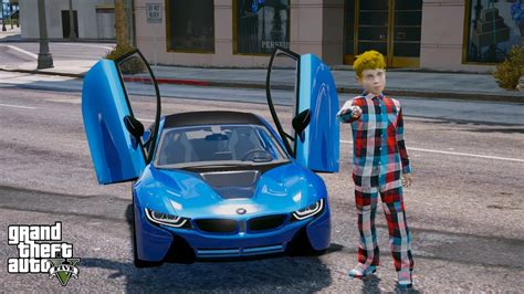 gta  real life child mod bmw  rc super car youtube