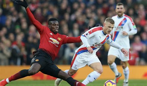 Manchester United vs Crystal Palace Live Stream: TV ...